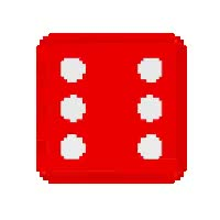 Watch and share Animated Dice animated stickers on Gfycat