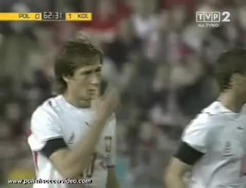 Polska-Kolumbia GIFs