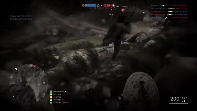 Watch Battlefield GIF on Gfycat. Discover more battlefield_one, ps4share, sony interactive entertainment GIFs on Gfycat