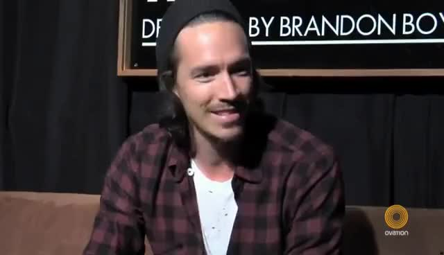 Watch and share Brandon Boyd GIFs on Gfycat