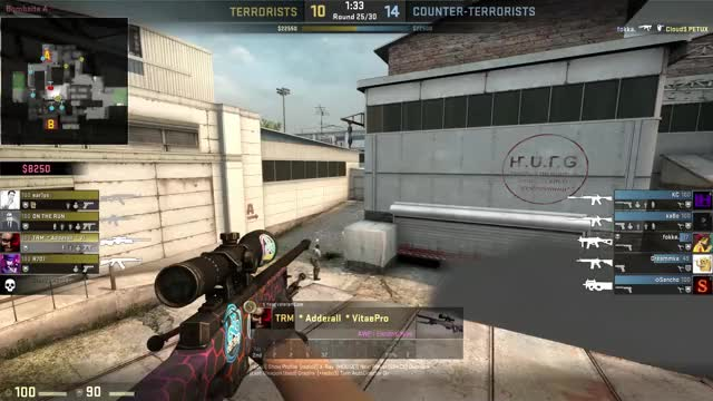 Watch and share Cache Awp 'n Nade Ace GIFs by snigor on Gfycat