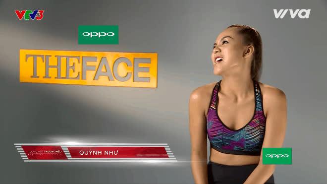 Bên cạnh tâm bão Minh Tú  Lan Khuê, tập 3 The Face còn có điểm nhấn Quỳnh Như thẳng thắn đầy cá tính