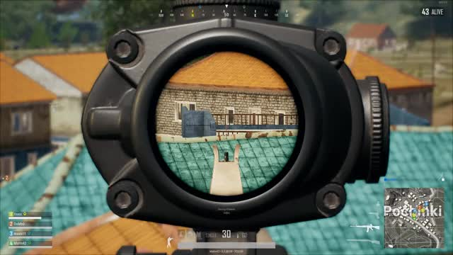 Watch and share Vlc-record-2018-04-21-23h46m48s-PLAYERUNKNOWN GIFs on Gfycat