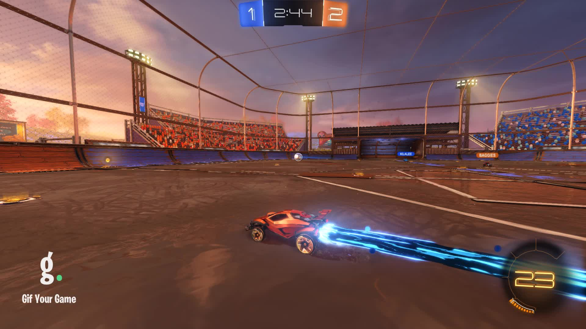 Assist, Gif Your Game, GifYourGame, ItWas...Justified, Rocket League, RocketLeague, Assist 2: ItWas...Justified GIFs