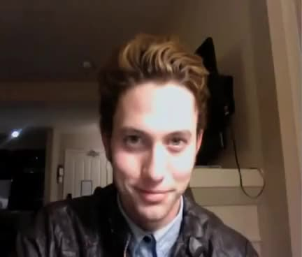 Watch and share Jackson Rathbone GIFs on Gfycat