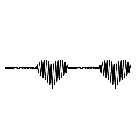 Watch this hearts GIF by The GIF Smith (@sannahparker) on Gfycat. Discover more frequency, heart, heart monitor, hearts, i love you, love GIFs on Gfycat