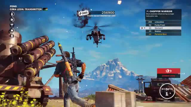 Watch Always have a backup plan... GIF by @mechanx on Gfycat. Discover more gaming, justcause3 GIFs on Gfycat