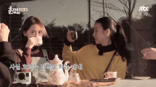 Yoona vừa khóc vừa cười với món quà chia tay của vợ chồng Lee Hyori