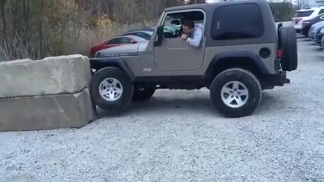Watch 2005 Jeep Rubicon Flex Fail GIF on Gfycat. Discover more cars, driving, jalopnik GIFs on Gfycat