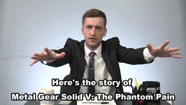 Watch and share Metal Gear Solid V GIFs and Bosman GIFs by Falconbox on Gfycat