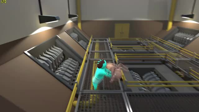 Watch and share Gang Beasts GIFs and Lucky GIFs by mirthe_ on Gfycat