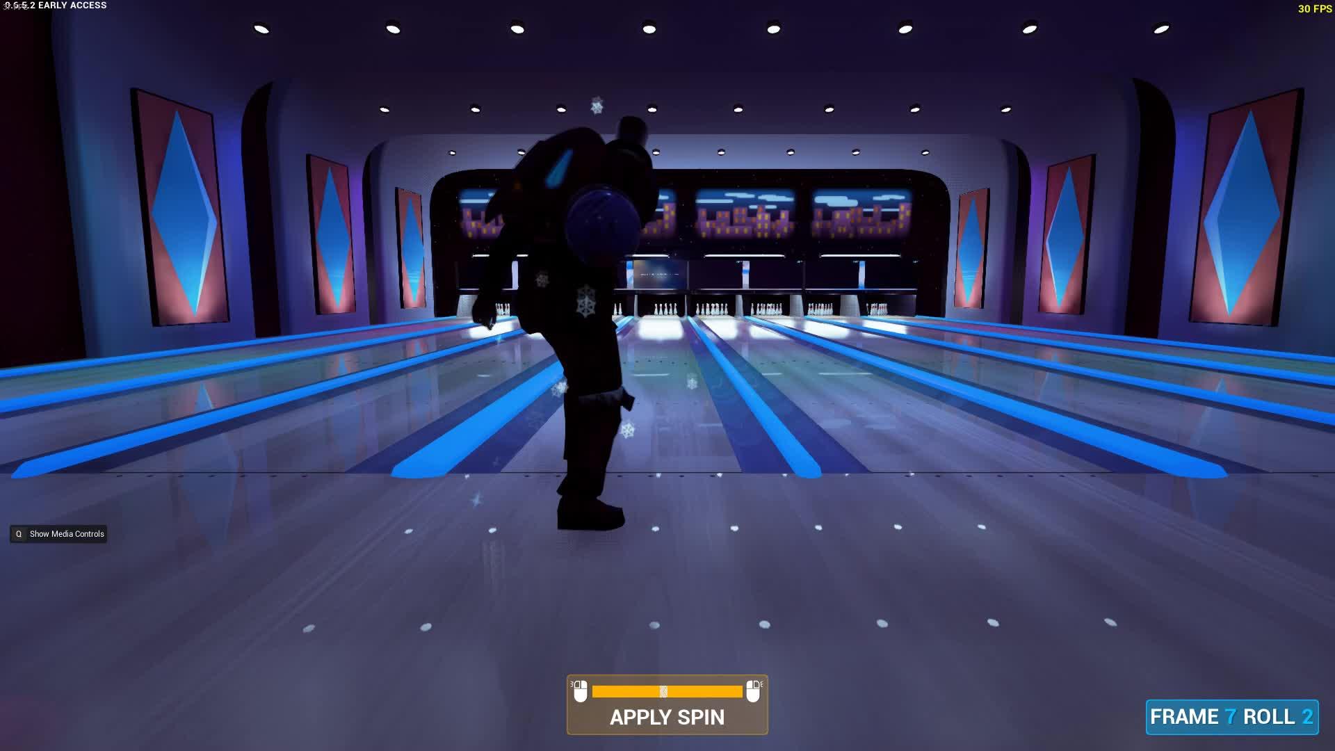TU Bowling Bouncing pin GIFs