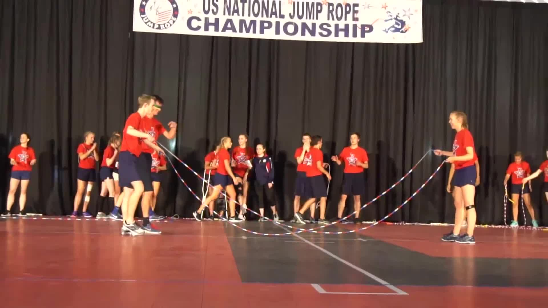 2018, Film & Animation, WeJumpRope Music Videos, grand nationals, jump rope, usajr, wejumprope, USAJR NATIONALS 2018 - Day 4 (GRANDS) GIFs