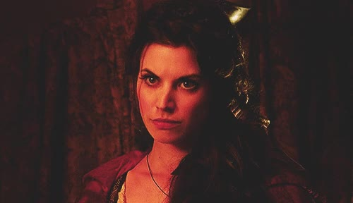 Watch and share Meghan Ory GIFs on Gfycat