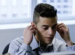 Watch and share Mrrobotedit GIFs and Rami Malek GIFs on Gfycat