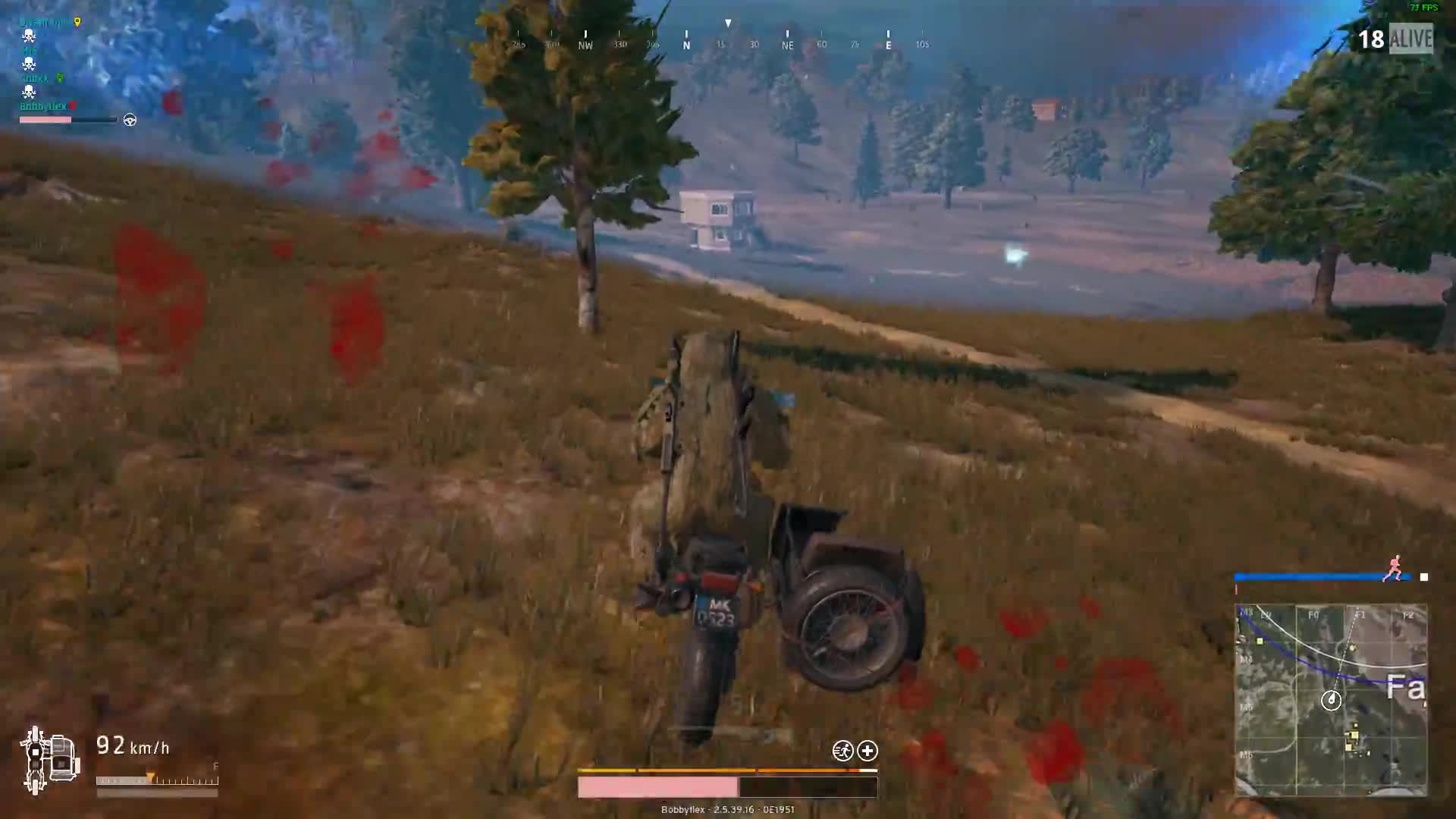 geforcegtx, playerunknown's battlegrounds, shareeverywin, Never take the motorcycles GIFs