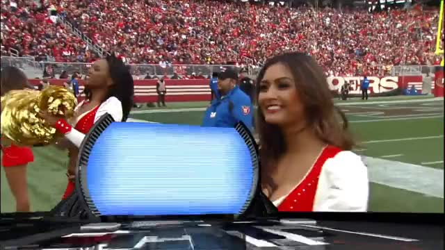 Watch San Francisco 49ers cheerleaders GIF by @cheerleaders on Gfycat. Discover more football, nfl GIFs on Gfycat