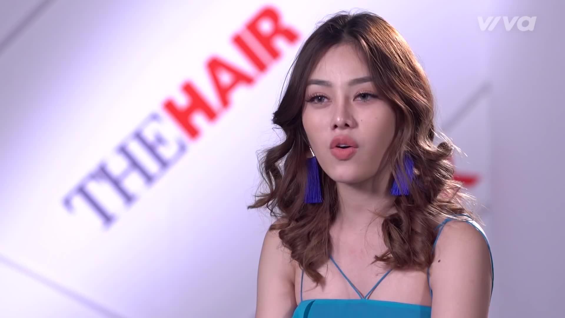 Vừa lên sóng trailer đầu tiên, The Look đã thấy thấp thoáng thí sinh có bóng dáng Mai Ngô?