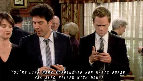 Watch this handbag GIF on Gfycat. Discover more handbag, himym, how i met your mother, purse GIFs on Gfycat