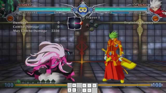 Watch BBCF: Susanoo 3C CT conversion GIF by snuffychris605 (@snuffychris605) on Gfycat. Discover more related GIFs on Gfycat