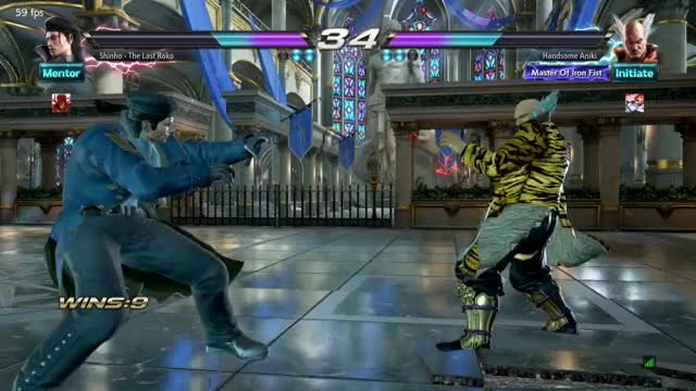 Watch Harada's Rolling Finger GIF on Gfycat. Discover more GeForceGTX, ShotWithGeForce, Tekken7, David Evelyn, Gaming GIFs on Gfycat