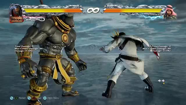 Watch and share Tekken GIFs on Gfycat