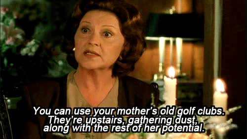 Watch and share Kelly Bishop GIFs on Gfycat