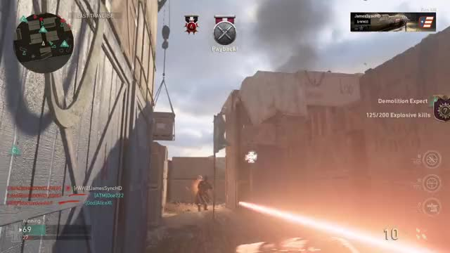 Watch Call of Duty® WWII GIF on Gfycat. Discover more related GIFs on Gfycat