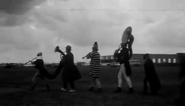 Watch Fellini's 8 1/2 Original Italian Trailer GIF on Gfycat. Discover more trailer GIFs on Gfycat