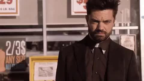 AMC's Preacher (no spoilers) GIFs