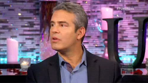 Watch vanderpump rules andy cohen gif GIF on Gfycat. Discover more andy cohen GIFs on Gfycat