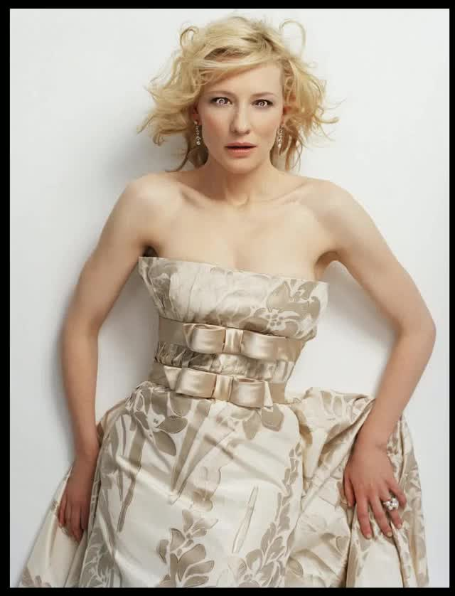 Watch and share Cate Blanchett GIFs by patration on Gfycat
