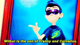 Watch and share Meet The Robinsons GIFs and Wilbur Robinson GIFs on Gfycat
