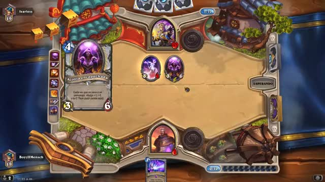 Watch and share Hearthstone GIFs and Never Lucky GIFs by boyziimensch on Gfycat