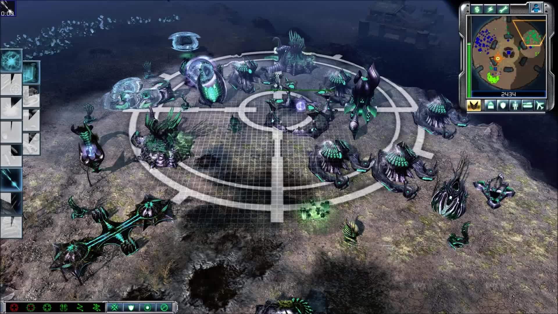 60fpsgaminggifs, commandandconquer, CNC3 Tiberium Wars ION $%@ing Cannon (reddit) GIFs