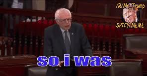 Watch and share Bernie Sanders Gives An Educational Speech. (reddit) GIFs on Gfycat