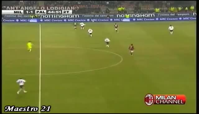 Watch and share Pippo Inzaghi Goal On Last Minutes Vs Palermo 24-02-2008 GIFs on Gfycat