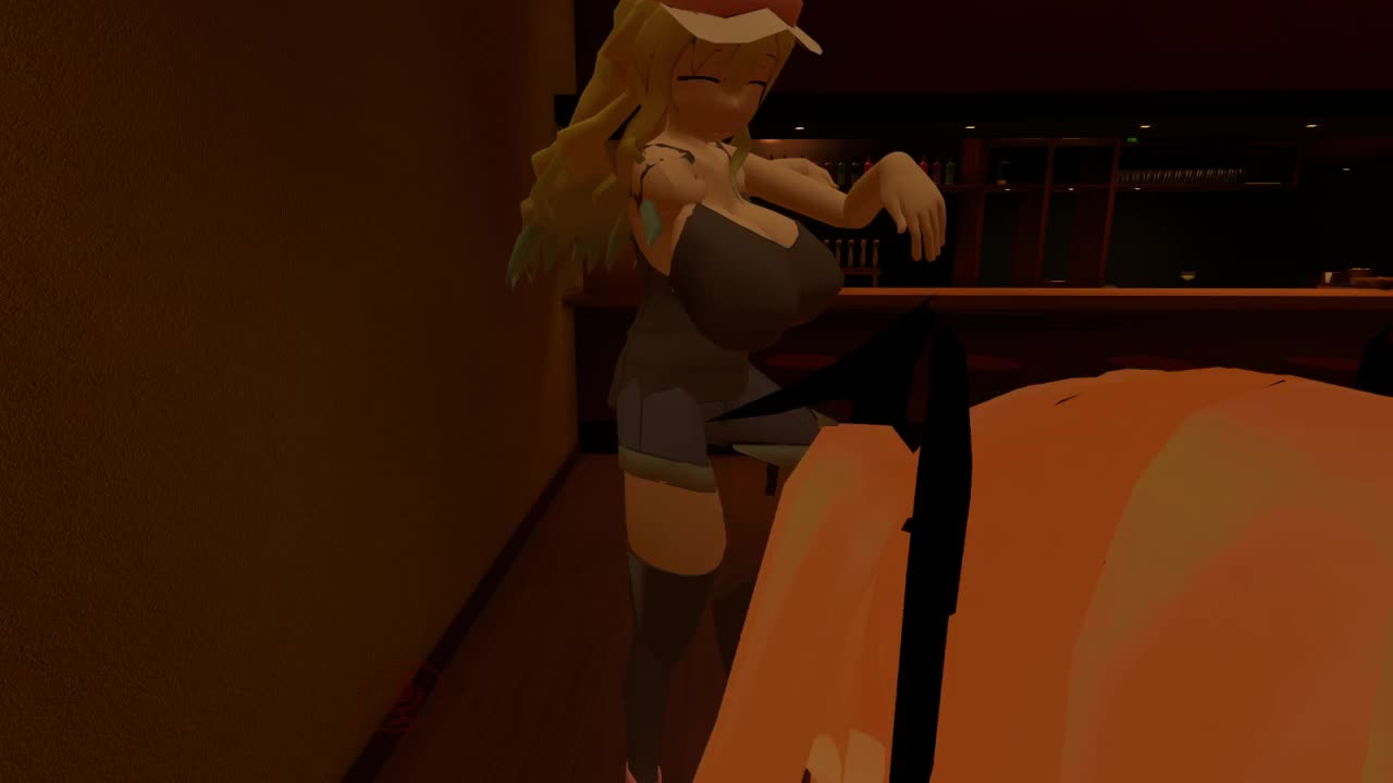 VRChat, VRChat Lucoa SCP GIFs