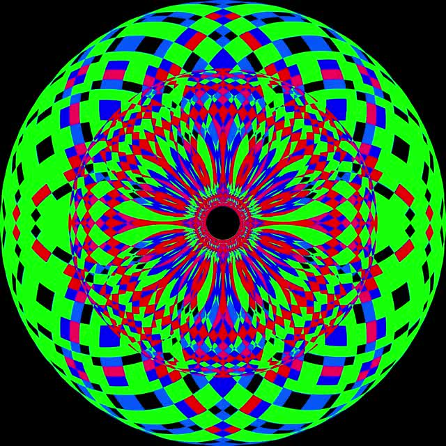 Watch and share Spinning Kaleidoscope GIFs by NeonCatGraphics on Gfycat