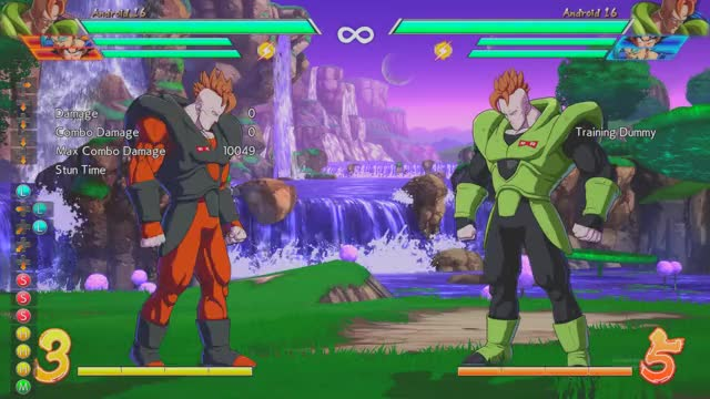 Android dragon ball compliation