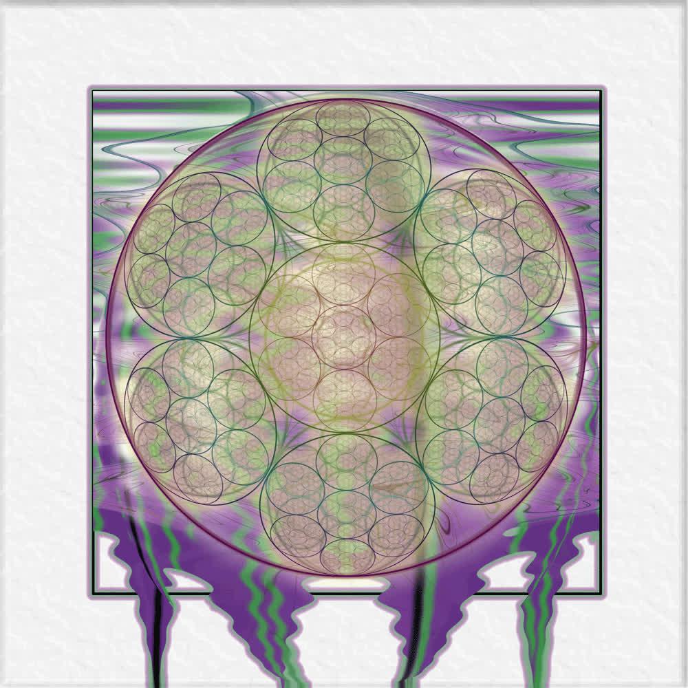 Psychedelic, photoshop, sacredgeometry, Mheltang Rhatsios GIFs