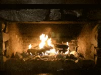 Watch and share Home, Fireplace, Fire, Comfy, Cozy GIFs on Gfycat