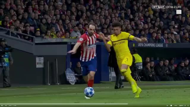 Watch and share Atletico Madrid Vs Borussia Dortmund - Highlights & Full Match - Chromium 08.11.2018 18 36 38 GIFs on Gfycat