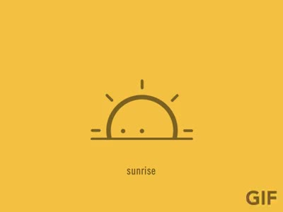 Watch and share Sunrise GIFs and Sunny GIFs on Gfycat