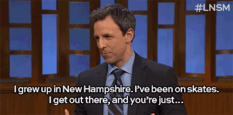 Watch and share Seth Meyers GIFs on Gfycat