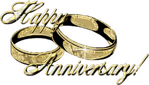 anniversary, happy anniversary, love, marriage, wedding,  GIFs