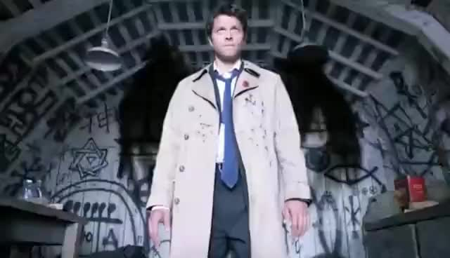 Watch Castiel GIF on Gfycat. Discover more Castiel GIFs on Gfycat