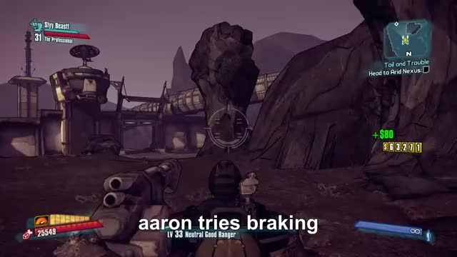 Watch ayyy bridge GIF by xboxdvr on Gfycat. Discover more Borderlands2, Slyy Killer, xbox, xbox dvr, xbox one GIFs on Gfycat