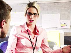 Watch and share Arrow Oliver Queen Arrowedit Felicity Smoak Olicity Oliver X Felicity ... GIFs on Gfycat