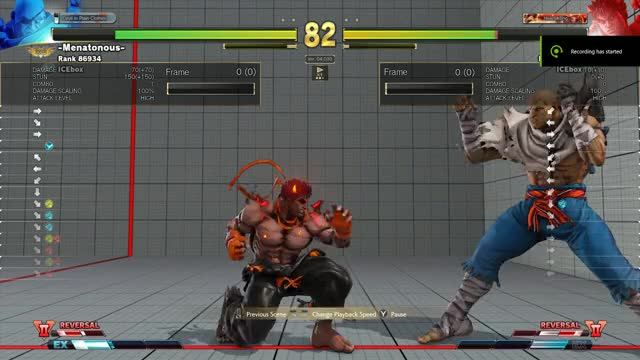 Watch Kage Vskill Wut GIF by Ping (@admiralkettch) on Gfycat. Discover more StreetFighter GIFs on Gfycat